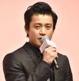 映画『追憶』完成披露会見に出席した小栗旬 (C)ORICON NewS inc.