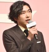 映画『追憶』完成披露会見に出席した柄本佑 (C)ORICON NewS inc.
