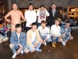 MYNAME5thシングル「出会いあいして」のリリース記念イベントの模様 (C)ORICON NewS inc.