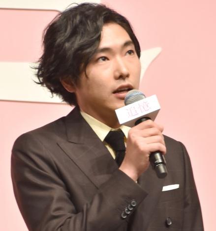 映画『追憶』の完成披露会見に出席した柄本佑 (C)ORICON NewS inc.