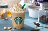 スターバックス コーヒーから3種の異なる茶葉を使った濃厚なミルクティーフラペチーノ登場
