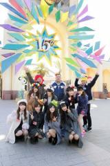 関西テレビ『NMBとまなぶくん』(毎週木曜 深夜※関西ローカル)USJ裏ワザチーム(C)関西テレビ