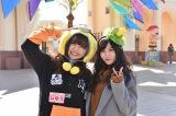 関西テレビ『NMBとまなぶくん』(毎週木曜 深夜※関西ローカル)より卒業を控える上西恵、薮下柊(C)関西テレビ