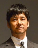 『CRISIS 公安機動捜査隊特捜班』の制作発表に登場した西島秀俊 (C)ORICON NewS inc.