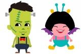 番組オリジナルキャラクター(C)関西テレビ