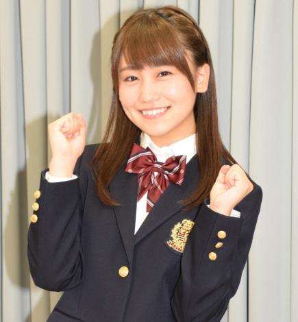 サンミュージックに移籍したAKB48・小嶋真子 (C)ORICON NewS inc.