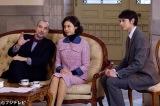 フジテレビ系スペシャルドラマ『女の勲章』に出演する(左から)松嶋菜々子、ハリー杉山