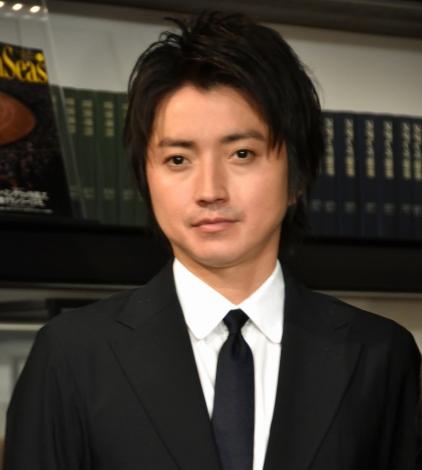 TBS系連続ドラマ『リバース』に主演する藤原竜也 (C)ORICON NewS inc.