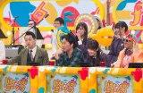 小室哲哉にクイズで迫りる(C)NHK