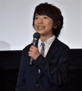 『ブルーハーツが聴こえる』舞台あいさつに登壇した内川蓮生 (C)ORICON NewS inc.