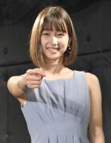 ソロイベント『あやなと一緒にファイト!』を行った、さんみゅ〜・木下綾菜 (C)ORICON NewS inc.