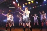 AKB48劇場で行われた『3期生10周年公演』  (C)AKS