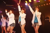 AKB48劇場で行われた『3期生10周年公演』より  (C)AKS