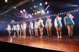ラストソングは「白いTシャツ」=『3期生10周年公演』より  (C)AKS