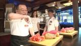 4月11日放送、TBS系『ぶっこみジャパニーズ8』ロシアの寿司店にカリスマが潜入(C)TBS