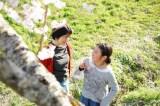 ミニ番組『食ノ音色』テレビ朝日で4月22日スタート。母と娘に卵焼きをめぐるどんな思い出が? (C)テレビ朝日