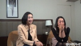 浅田真央と姉・浅田舞(左)