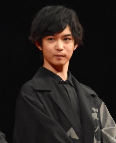 『帝一の國』完成披露舞台あいさつに出席した千葉雄大 (C)ORICON NewS inc.