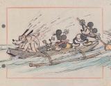 『ミッキーのハワイ旅行』より 1937年(C)Disney-Enterprises,-Inc.