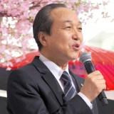 ドラマ『緊急取調室』制作発表会見に出席した小日向文世 (C)ORICON NewS inc.