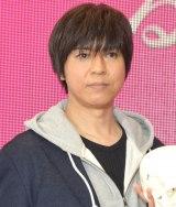 フジテレビ『櫻子さんの足下には死体が埋まっている』の制作発表に出席した上川隆也 (C)ORICON NewS inc.