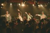 劇中のグリーンボーイズ (C)2017「キセキ ーあの?のソビトー」製作委員会