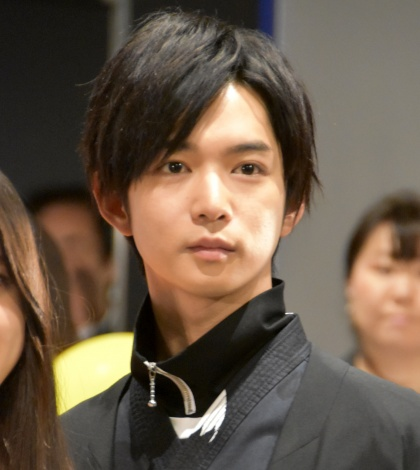 映画『兄に愛されすぎて困ってます』のイベントに出席した千葉雄大 (C)ORICON NewS inc.