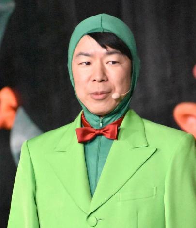 映画『グレートウォール』公開記念直前イベントに出席したダンディ坂野 (C)ORICON NewS inc.