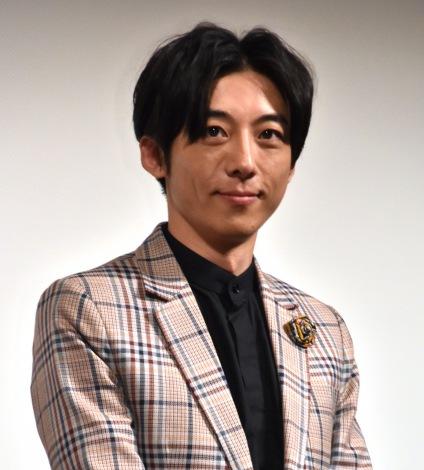 """高橋一生=映画『3月のライオン』""""愛の後編""""特別試写会 (C)ORICON NewS inc."""