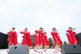 NGT48メジャーデビュー記念イベントで「青春時計」などを披露