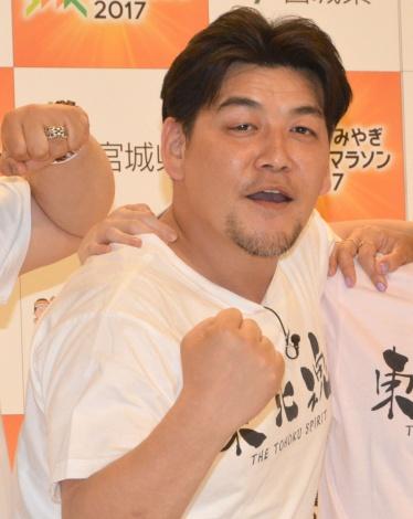 仕事復帰を果たしたサンドウィッチマン・富澤たけし(C)ORICON NewS inc.