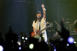 全19曲を熱演した山本彩 撮影:佐藤友昭(C)AbemaTV 1st ANNIVERSARY LIVE
