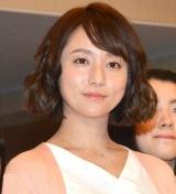 日本テレビ系連続ドラマ『ボク、運命の人です。』でヒロインを演じる木村文乃 (C)ORICON NewS inc.