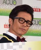 藤森慎吾(オリエンタルラジオ)=ロッテ『ACUO』の新CMお披露目イベント (C)ORICON NewS inc.