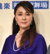 『七月名作喜劇公演』製作発表に出席した浅野ゆう子 (C)ORICON NewS inc.