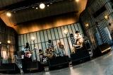 9年ぶりの日比谷野外大音楽堂公演を行ったサンボマスター Photo by 浜野カズシ