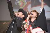 Chage&千重子で「YAH YAH YAH」を熱唱=『キーポンシャイニング歌謡祭2017』初日公演