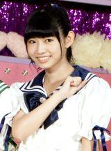 SUPER☆GiRLSの木戸口桜子