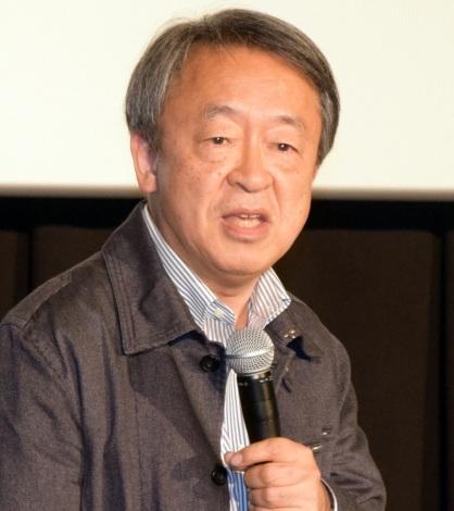 映画『バーニング・オーシャン』の公開直前イベントに出席した池上彰 (C)ORICON NewS inc.
