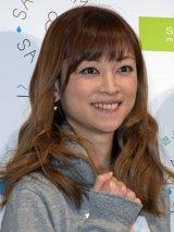 『SATOYAMA&SATOUMIへ行こう2017』に参加した吉澤ひとみ(C)ORICON NewS inc.