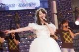 卒業コンサートを行ったNMB48・藤江れいな(C)NMB