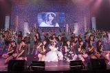 『NMB48 藤江れいな卒業コンサート〜君のことが好きやねん!〜』より (C)NMB