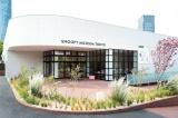 六本木で開催中の「スヌーピーミュージアム」。ソニー・クリエイティブプロダクツが運営する (C)Peanuts Worldwide LLC