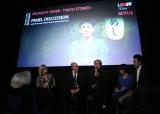 10月25日にロンドン東アジア映画祭で『深夜食堂-Tokyo Stories-』が上映され、遠藤プロデューサーも出演。大勢のファンが詰めかけた