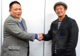 左から、松井修平氏(NHKエンタープライズ 制作本部 エンターテインメント番組 エグゼクティブ・プロデューサー)、藪木健太郎氏(フジテレビジョン 制作局 第二制作センター ゼネラルプロデューサー)