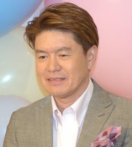 結婚情報誌『ゼクシィ』新CM発表会に出席したヒロミ (C)ORICON NewS inc.