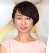 結婚情報誌『ゼクシィ』新CM発表会に出席した平山彩子編集長 (C)ORICON NewS inc.