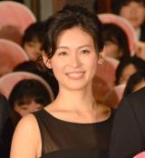 映画『ピーチガール』の完成披露試写会に出席した本仮屋ユイカ (C)ORICON NewS inc.
