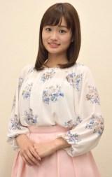 ミス東大でロースクール学生キャスターを目指す篠原梨菜 (C)ORICON NewS inc.