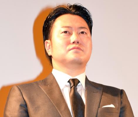 騒動後初公の場に登場した遠藤要 (C)ORICON NewS inc.